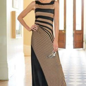 Soft Surroundings Here To Infinity Maxi Dress XL